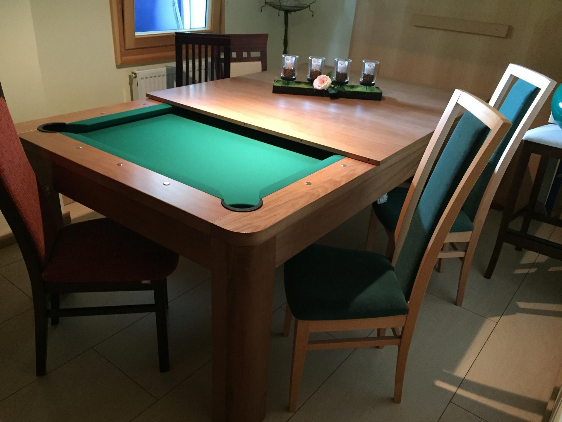billardtisch esstisch san marino kaufen lissy. Black Bedroom Furniture Sets. Home Design Ideas