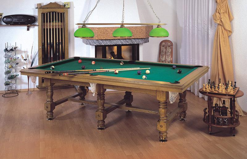 billardtisch florida aus massivholz kaufen billard lissy. Black Bedroom Furniture Sets. Home Design Ideas