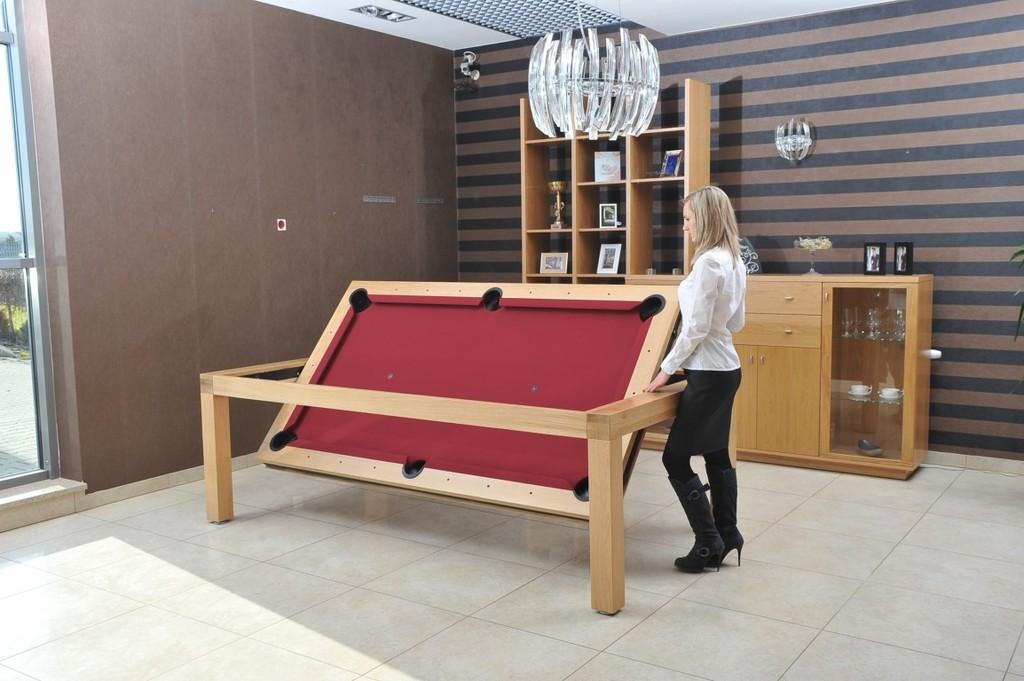 billard esstisch bl-180 wood online kaufen - billard lissy, Esstisch ideennn