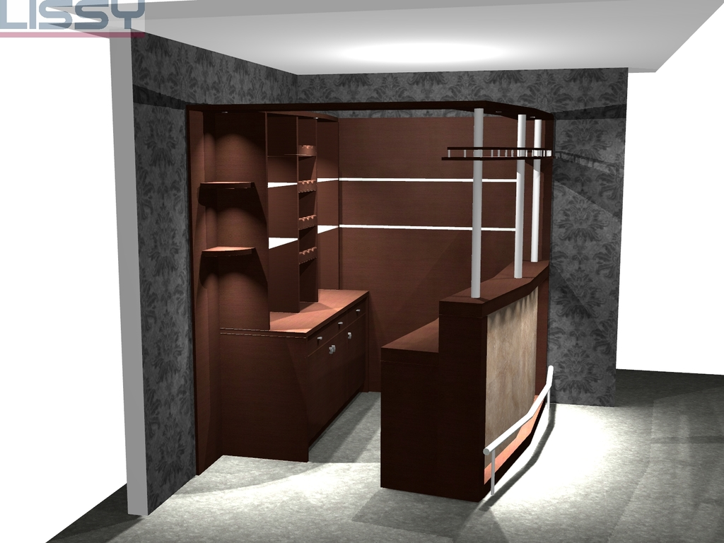 bartheke oklahoma online kaufen billard lissy. Black Bedroom Furniture Sets. Home Design Ideas
