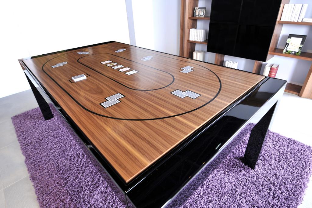 poker billardtisch bl-180 metal kaufen - billard lissy, Esstisch ideennn