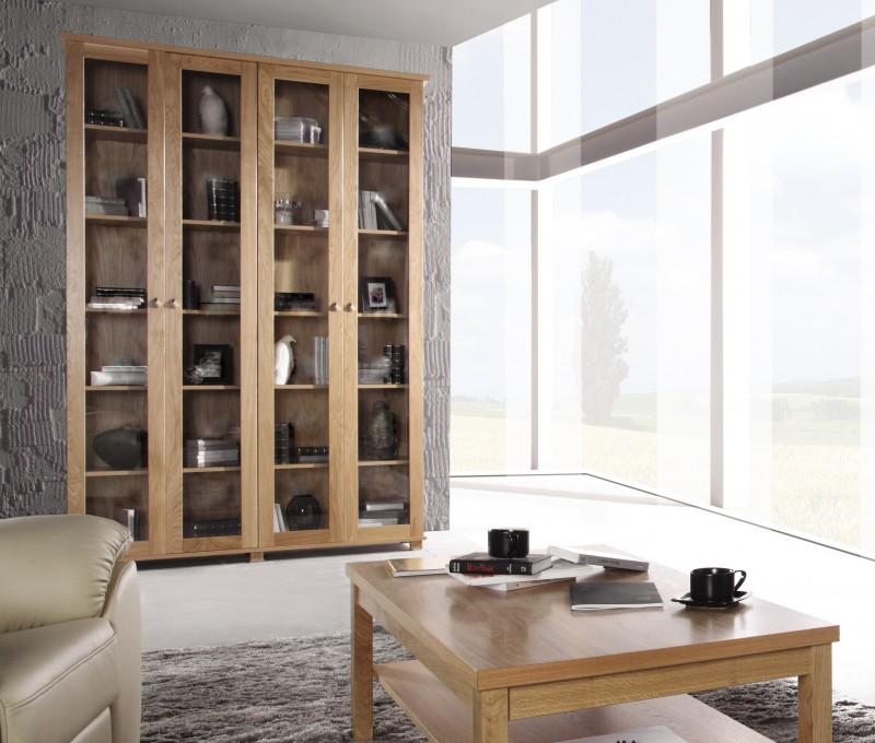 bibliothek bl228 online kaufen billard lissy. Black Bedroom Furniture Sets. Home Design Ideas