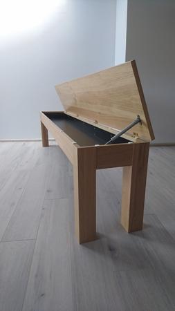 Sitzbank mit Stauraum online kaufen - Billard Lissy