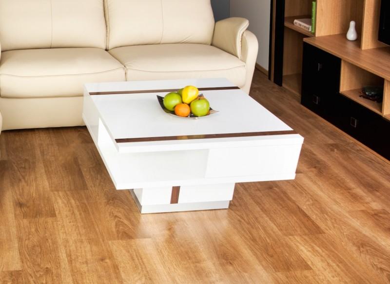 couchtisch 80x80 great moderne dekoration exzellent couchtisch eiche eindruck eiche couchtisch. Black Bedroom Furniture Sets. Home Design Ideas