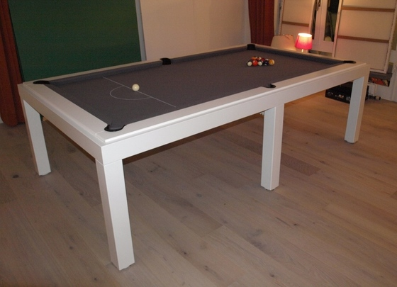 pool billardtisch 8ft kombi