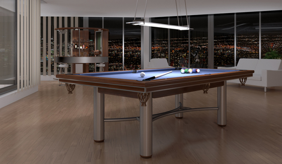 pool billardtisch 8ft manhattan