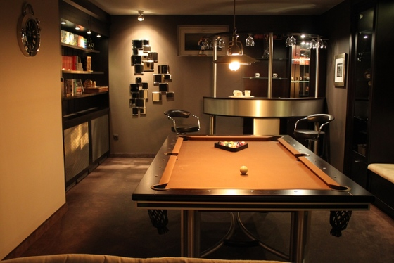 snookertisch billardtisch 5ft manhattan