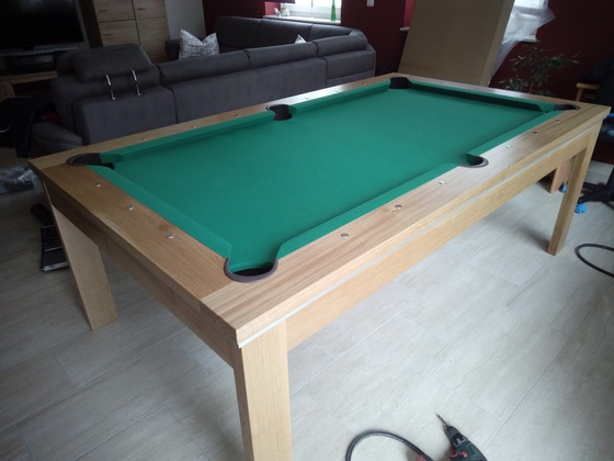 snookertisch billardtisch 6ft california