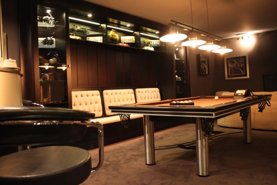 snookertisch billardtisch 6ft manhattan