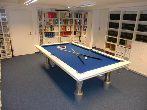 snookertisch billardtisch 7ft manhattan