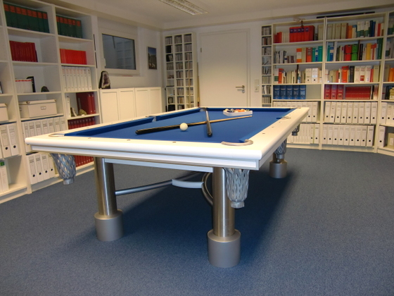 snookertisch billardtisch 8ft manhattan