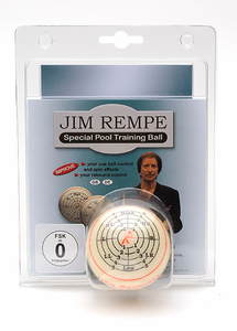 Trainingball von Jim Rempe POOL